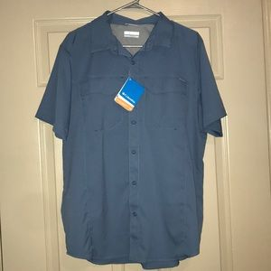 Columbia Sun Protection Button down